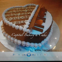 Photo taken at Capital Bakery & Cake by Maretii H. on 4/4/2014