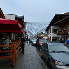 Photo taken at Town of Leavenworth by Farshad Z. on 2/14/2016