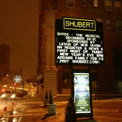 Photo taken at Shubert Theatre by Kevin C. on 12/30/2012