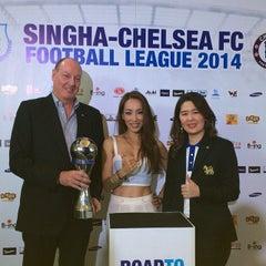 Photo taken at บริษัท สิงห์ คอร์เปอเรชั่น จำกัด (Singha Corporation Co., Ltd.) by Angel C. on 9/24/2014