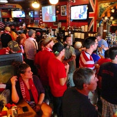 Photo taken at British Bulldog by Chip T. on 7/28/2013