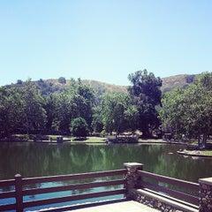 Photo taken at Irvine Regional Park by James G. on 5/12/2013