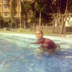 Photo taken at Grand Mangku Putra Hotel by Henratno S. on 5/3/2014