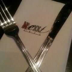 Photo taken at Nexxt Cafe by AyeBrooke on 7/16/2013
