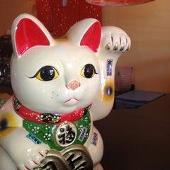 Photo taken at Ikebana Sushi Bar - Escorial by Beatriz R. on 2/9/2013