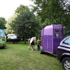 Photo taken at Elthorne Park by Andrew Q. on 6/21/2014