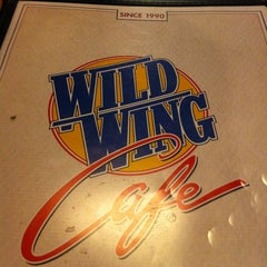 Photo taken at Wild Wing Cafe by Joël C. on 5/21/2013