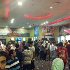 Photo taken at Stars Cinema | ستارز سينما by Abd El Rahman M. on 8/3/2014
