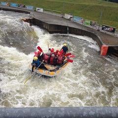 Photo taken at Dutch Water Dreams by Arjan S. on 7/27/2013