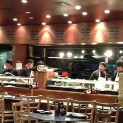 Photo taken at Sushi Zushi by Ben H. on 6/6/2013