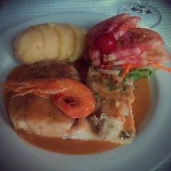 Photo taken at Restaurante António by Sara S. on 8/19/2013
