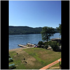 Photo taken at Lake George, NY by Hencys D. on 7/23/2015