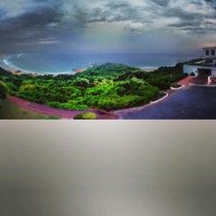 Photo taken at The Plettenberg Hotel Plettenberg Bay by chuckdafonk F. on 1/28/2014