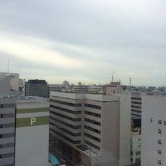 Photo taken at 四日市都ホテル (Yokkaichi Miyako Hotel) by N. M. on 8/30/2015
