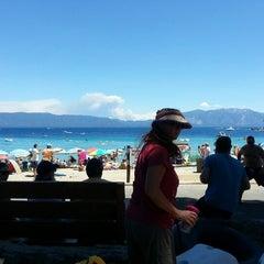 Photo taken at Meeks Bay Resort by Jan on 7/5/2013