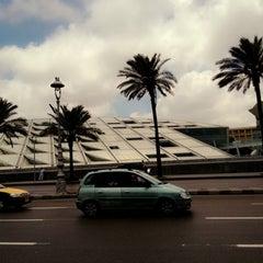 Photo taken at Bibliotheca Alexandrina | مكتبة الإسكندرية by Syaza A. on 6/16/2013