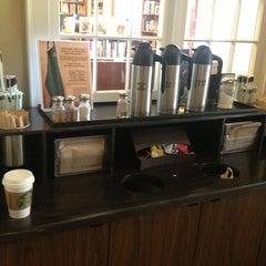 Photo taken at Starbucks by Katy K. on 6/22/2013