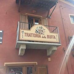 Photo taken at Trattoria Della Buffa by Ricette D. on 10/5/2013