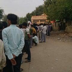 Photo taken at Gurgaon Railway Station (GGN) by Kumar G. on 9/8/2013