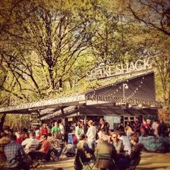 Photo taken at Shake Shack by Mary S. on 4/27/2013