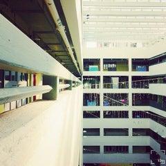 Photo taken at Jockey Club Creative Arts Centre (JCCAC) 賽馬會創意藝術中心 by Kelvin L. on 11/22/2013