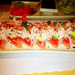 Photo taken at Rickshaw Sushi by Jeff H. on 12/14/2012
