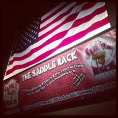 Photo taken at The Saddle Rack by Rob B. on 6/29/2013
