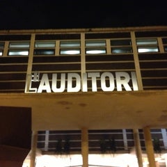 Photo taken at L'Auditori by Julián E. on 11/24/2012