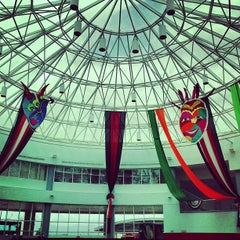 Photo taken at Piarco International Airport (POS) by IZATRINI .. on 2/18/2013