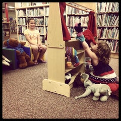 Photo taken at Waterville Public Library by Peter H. on 7/25/2013