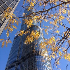 Photo taken at Trump International Hotel & Tower Chicago by Mythai G. on 10/22/2012