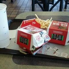 Photo taken at McDonald's by Ryan W. on 10/1/2011