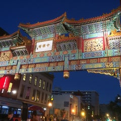 Photo taken at Chinatown by Diego D. on 11/16/2015