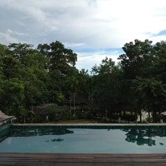 Photo taken at Ban Rai Lanna Resort by Fabian P. on 8/6/2013