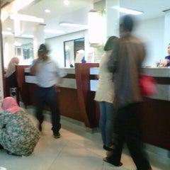 Photo taken at Bank BRI by Rachma D. on 6/3/2013