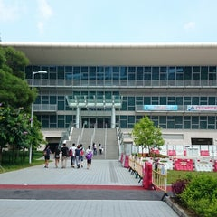 Photo taken at Hong Kong Sports Institute 香港體育學院 by Ivan C. on 9/6/2014