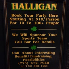 Photo taken at Halligan Bar by Niccolo M. on 5/19/2013
