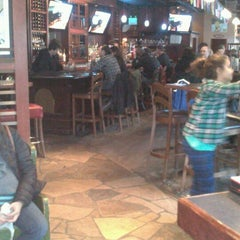Photo taken at Casey's Grill Bar Mont-Tremblant by Katherine K. on 4/19/2014
