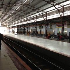 Photo taken at Stasiun Purwokerto by Ismet S. on 6/3/2013