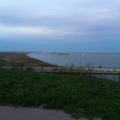 Photo taken at Vista Point - Benicia by n g. on 11/3/2012
