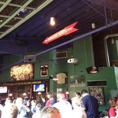 Photo taken at Bleacher Bar by Jim R. on 5/23/2013