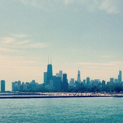 Photo taken at Chicago Lakefront by Nick.Harger on 6/23/2013