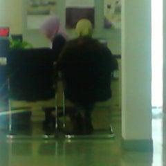 Photo taken at Bank Muamalat by ovi on 10/1/2012