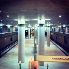 Photo taken at U Bundestag by Ilya S. on 9/19/2012