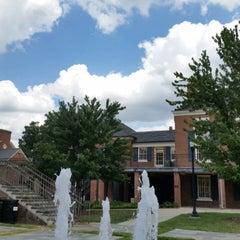 Photo taken at Elliott University Center by Fay A. on 9/3/2014