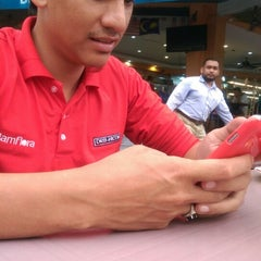 Photo taken at Restoran Nawas Maju by Mike Adz L. on 10/9/2014
