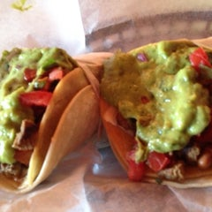 Photo taken at Nick's Crispy Tacos by Mark W. on 6/1/2013