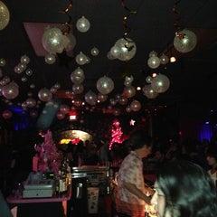 Photo taken at Bar Pink by Amir G. on 1/1/2013