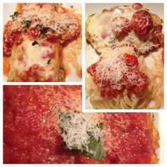 Photo taken at Romano's Macaroni Grill by Jamie S. on 3/26/2013