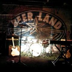 Photo taken at Beerland by John B. on 5/4/2013
